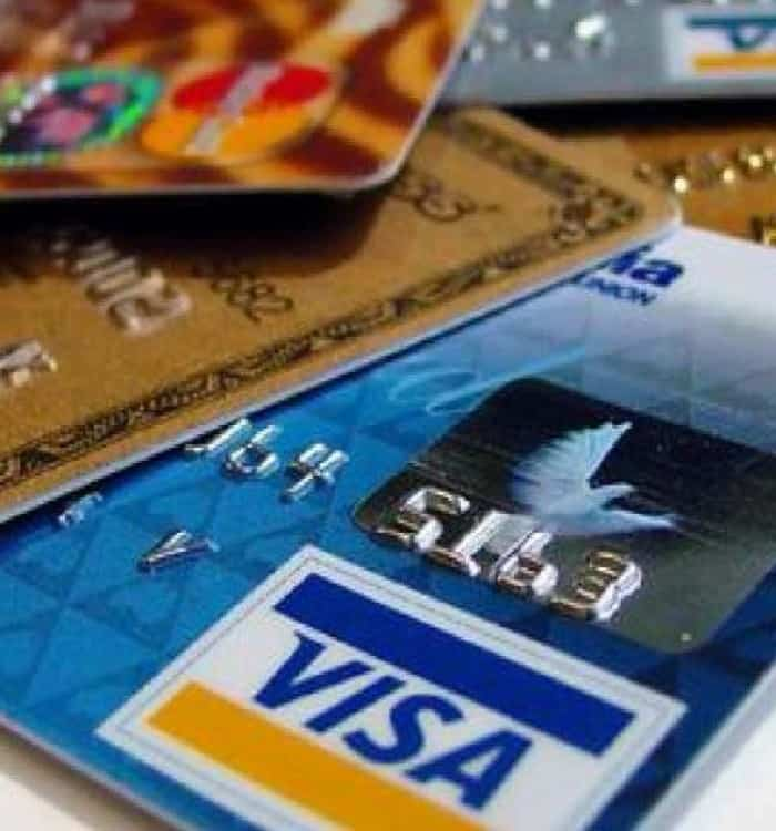 Smaltimento carte di Credito
