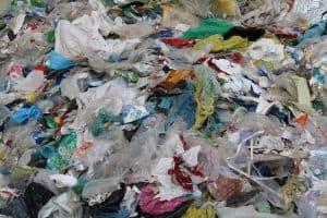 decomposizione plastica