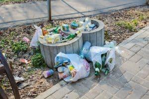 tempi di smaltimento dei rifiuti